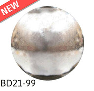 "Polished High Dome - Head Size:13/16"" Nail Length:5/8"" 160 per box"