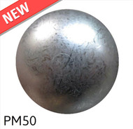 "Glazed Pewter High Dome - Head Size:15/16"" Nail Length:5/8"" - 250 per box"