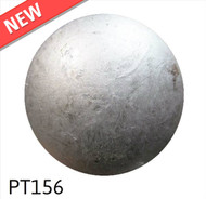 "Pewter Low Dome - Head Size:15/16"" Nail Length:5/8"" - 250 per box"