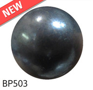 "Black Pearl High Dome - Head Size:3/4"" Nail Length:5/8"" - 50 per box"