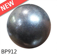 "Black Pearl High Dome - Size:7/16"" Nail Length:1/2"" - 1000 per box"
