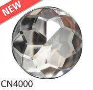 "Crystal Nail with Nickel Trim Head Size: 1"" Nail Length - 3/4"" 25 per box"