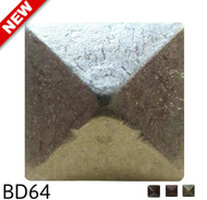 """Pyramid Nail  Head Size: 7/16"""" Nail Length: 1/2"""" - 200 per box"""