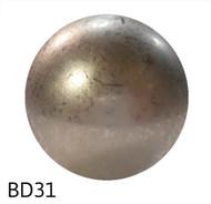"""Circular Low Dome Nail - Head Size: 1 1/4"""" Nail Length: 7/8"""" - 50 per box"""