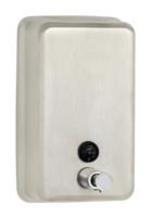 Seachrome 'CAL Series' Surface Mount Vertical Liquid Soap Dispenser - SCAL-126