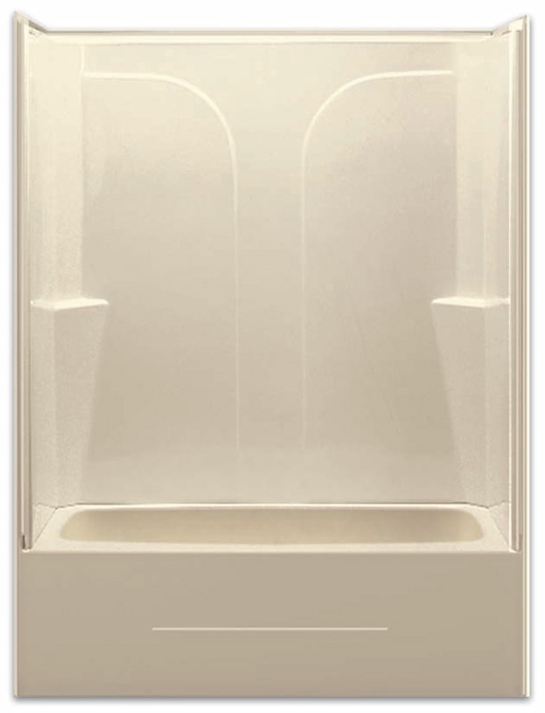 Aquarius Gelcoat 54 X 27 25 Residential Tub Shower