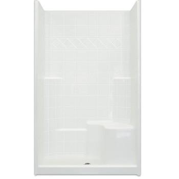 Aquarius Choose Home Series 48 x 37 Gelcoat shower  CHM 3648 SH