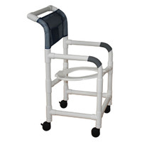 Tilted Seat Shower Chair