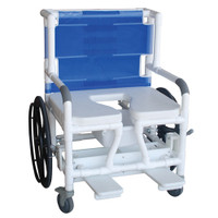 Bariatric Shower Commode Transferchair