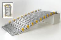 """Roll-A-Ramp 7'X30"""" Ramp A13006A19"""