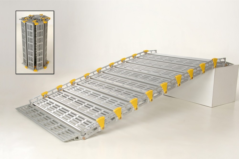 Roll-A-Ramp 9' x 36'' Ramp A13608A19