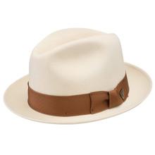 Dobbs Platypus Beige Wool Hat