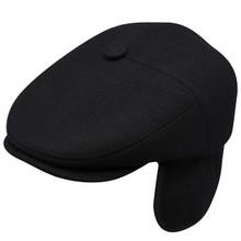Dobbs Flapper Black Ivy Cap