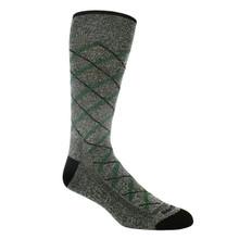Remo Tulliani Cheyenne Charcoal & Black Socks