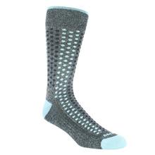 Remo Tulliani Iroquois Denim & Multi Dress Socks
