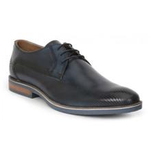Giorgio Brutini Kane Navy Leather Oxfords