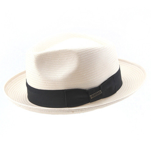 Bigalli Quickstep Shantung Cream Braid Hat - Arrowsmith Shoes c9b28fb3d751
