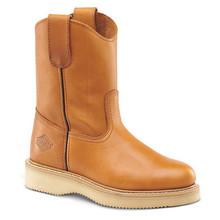 Bonanza Miel Full-Grain Oiled Leather Wellington Boots