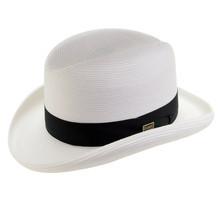 Dobbs El Dorado White Straw Hat