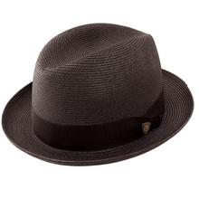 Dobbs Parker Black Fabric Hat