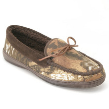Camouflage Moccasin