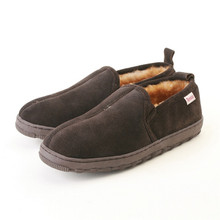 Rootbeer Sheepskin Slipper Boot