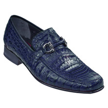 Los Altos Navy Genuine Caiman ZV108210