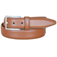 Lejon Executive Tan Full Grain Leather Belt