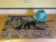 Bear & Cub Fabric