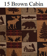 15 Brown Cabin