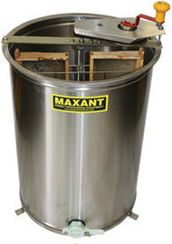 2 Frame Maxant Stainless Steel Extractor w/ Legs