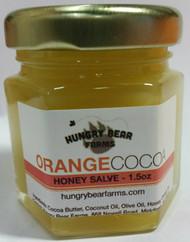 Orange Cocoa Honey Salve
