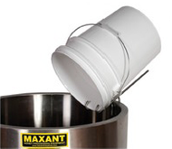 Pail Perch, Stainless Steel