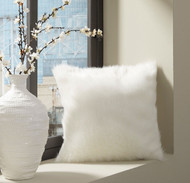 Himena White Pillow (4/CS)
