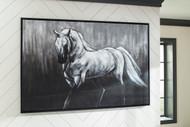 Victor White/Black Wall Art