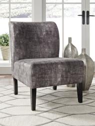 Triptis Charcoal Accent Chair