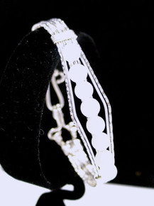 WIRE BRACELET WITH BEADS CLASS (class and kit)