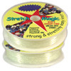 Stretch Magic Elastic String, clear, .7mm (medium), 25-meter spool, (1 spool)