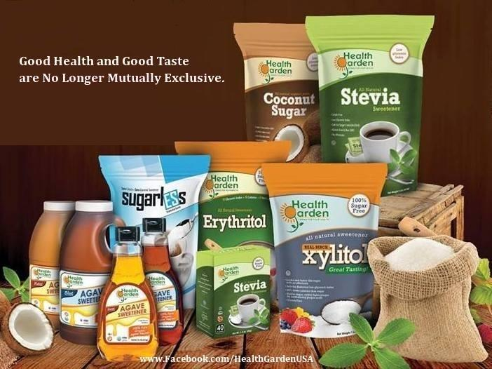 Health Garden Products Whole And Natural