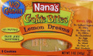 Nana's Cookie Bites Lemon Dreams, 5 oz.