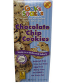 Gak's Snacks Organic Chocolate Chip Cookies, 6.3 oz.