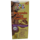Gak's Snacks Organic Brownie Chip Cookies, 6.3oz.
