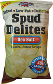 Glennys Spud Delites Sea Salt, Case of 24 x 1.1 oz.