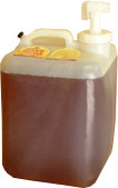 Madhava Raw Organic Agave Nectar, Case of 3 x 5 Gallon (920 oz.)