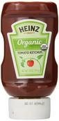 Heinz Organic Tomato Ketchup, Case of 12 x 14 oz.