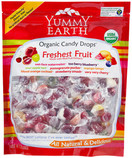 Yummy Earth Organic Candy Drops Assorted, 13 oz.