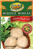 Shibolim Whole Wheat Matza Ball Mix, 4.5 oz.