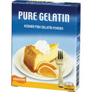 Hanamal Kosher Fish Gelatin Powder, Kosher for Passover