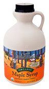 Coombs Family Farms Organic Maple Syrup Grade B, 32 oz.