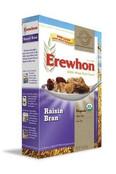 Erewhon Organic Raisin Bran Cereal, 15 oz